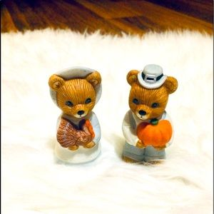 🦋2/$10 3/$15 4/$18 5/$20 Vintage Homco Bear Set
